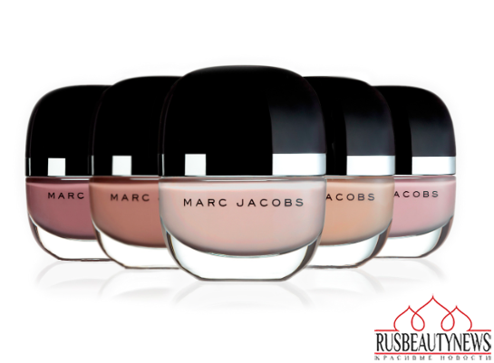 Marc Jacobs Beauty Enamored Hi-Shine Lacquer Runway Shades look2