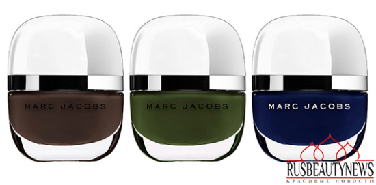 Marc Jacobs Beauty Summer 2014 Collection nail