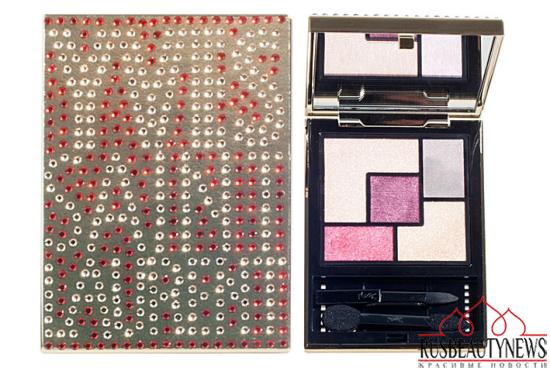 YSL Swarovski Embellished Couture Palettes