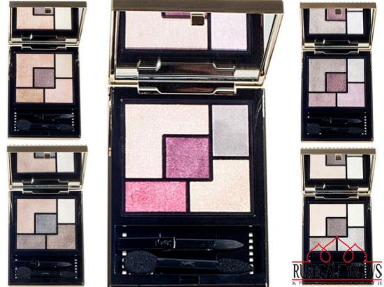YSL Swarovski Embellished Couture Palettes look2