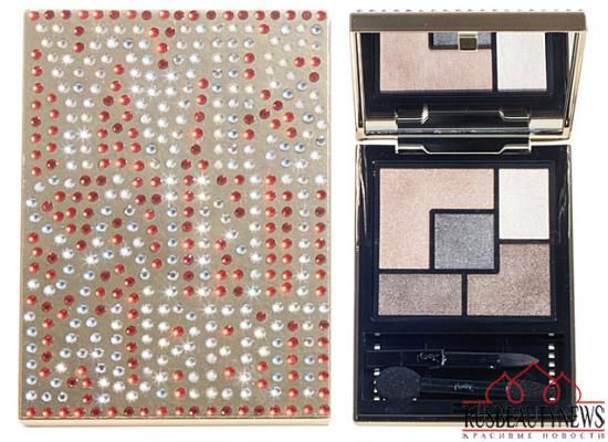 YSL Swarovski Embellished Couture Palettes look3