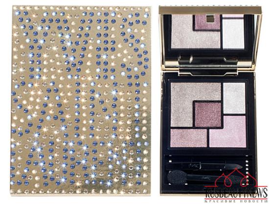 YSL Swarovski Embellished Couture Palettes look5