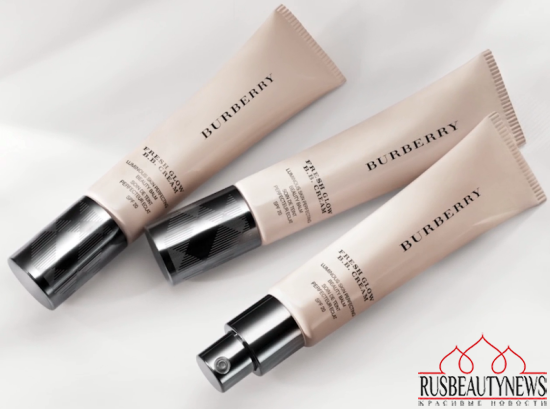 Burberry BB cream look
