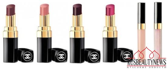 Chanel Fall 2014 États Poétiques Collection lipp