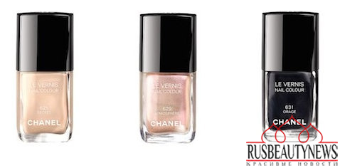 Chanel Fall 2014 États Poétiques Collection nail