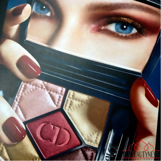 Dior 5 Couleurs Eyeshadow Palettes for Fall 2014