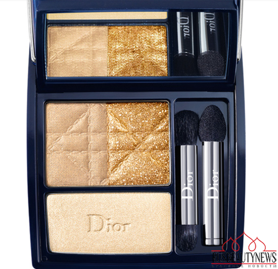 Dior Color Icons Fall 2014 Collection eyepalette