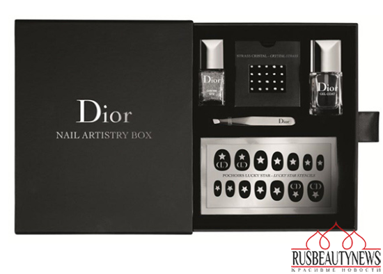 Dior Color Icons Fall 2014 Collection nail set