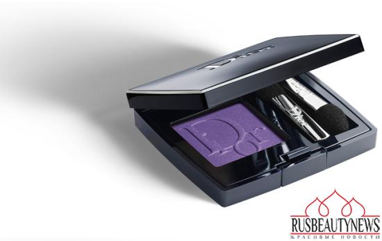 Dior Diorshow Eyeshadows 2014 makeup collection 2