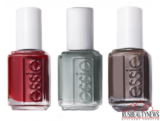 Essie Dress to Kilt Fall 2014 Collection  color1