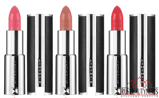 Givenchy Le Rouge Summer Shades 2014 color2