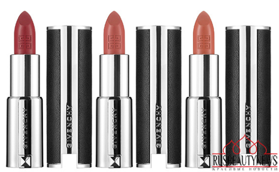 Givenchy Le Rouge Summer Shades 2014  color3