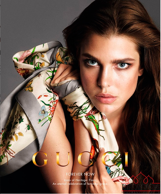 Gucci 2014 Makeup Collection look1