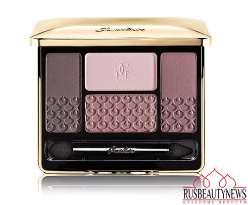 Guerlain Kiss Kiss Fall 2014 Collection eye2