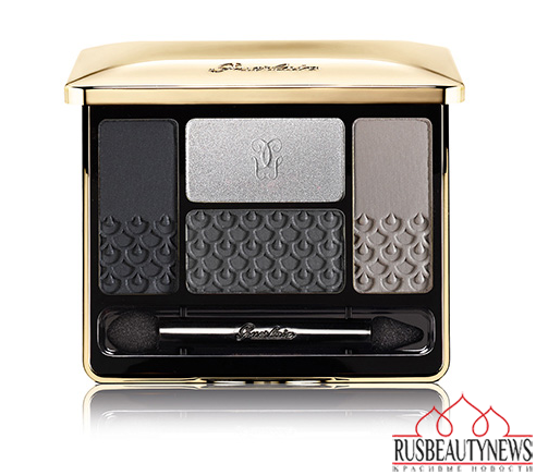 Guerlain Kiss Kiss Fall 2014 Collection eye3