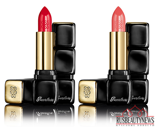 Guerlain Kiss Kiss Fall 2014 Collection lipp
