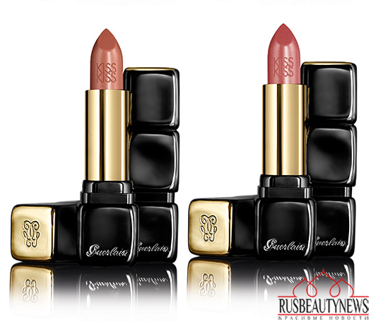 Guerlain Kiss Kiss Fall 2014 Collection lipp1
