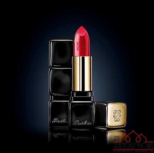 Guerlain Kiss Kiss Fall 2014 Collection look2