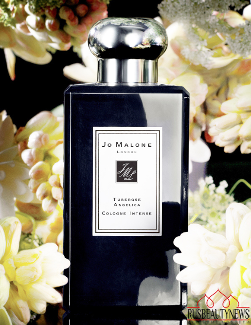 Jo Malone London Tuberose Angelica Cologne Intense look2