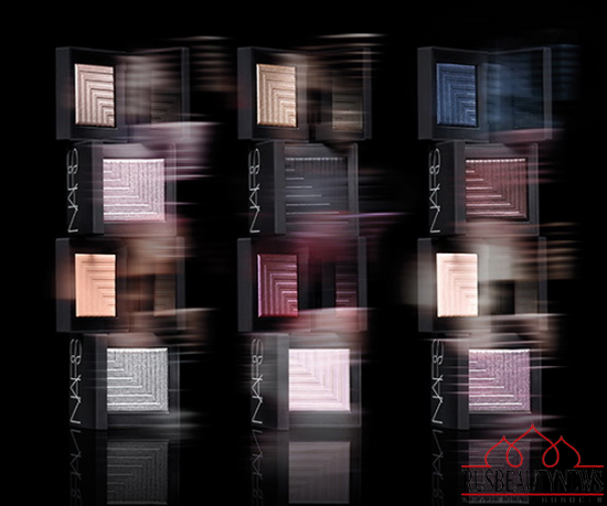Nars Dual-Intensity Eyeshadow for Summer 2014 look2
