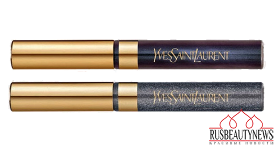 YSL Leather Fetish Fall 2014 Collection eyeliner