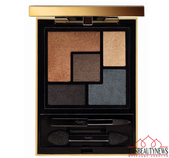 YSL Leather Fetish Fall 2014 Collection eyepalette