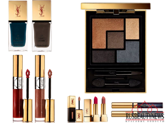 YSL Leather Fetish Fall 2014 Collection look2