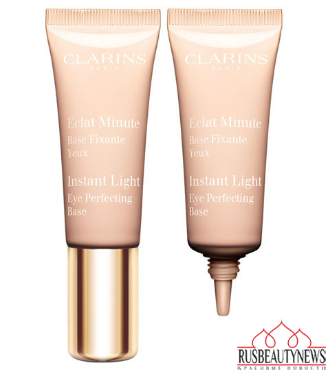 Clarins Ladylike Fall 2014 Collection  eye base