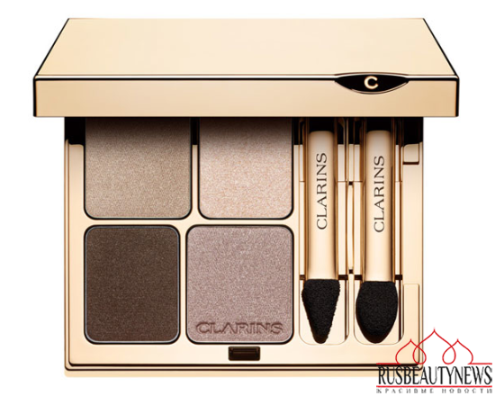 Clarins Ladylike Fall 2014 Collection eyepalette