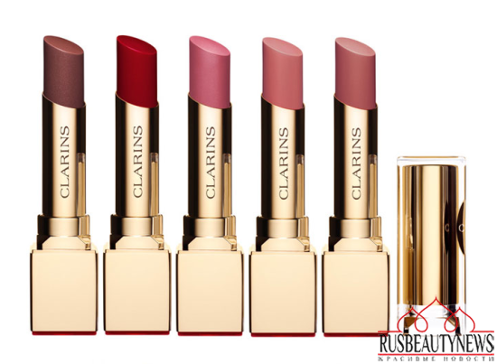 Clarins Ladylike Fall 2014 Collection lipp