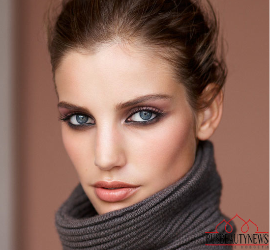Clarins Ladylike Fall 2014 Collection  look