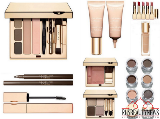 Clarins Ladylike Fall 2014 Collection look2