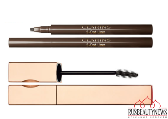 Clarins Ladylike Fall 2014 Collection mascara and liner