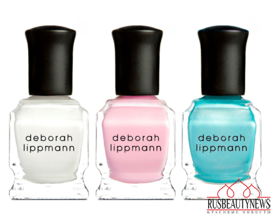 "Deborah Lippmann ""Happily Ever After"" bridal set look3"