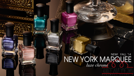 Deborah Lippmann New York Marquee Collection