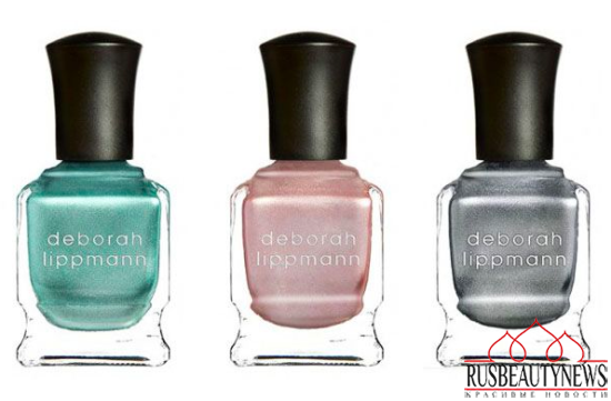 Deborah Lippmann New York Marquee Collection color2