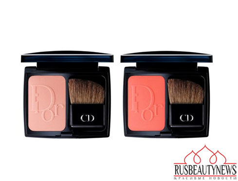 Dior Fall Winter 2014 Makeup Collection blush