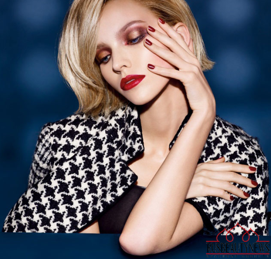 Dior Fall Winter 2014 Makeup Collection look