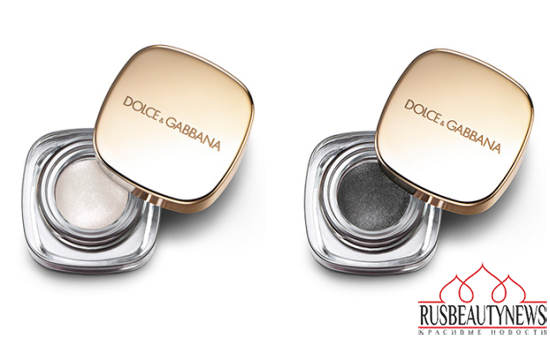 Dolce & Gabbana Perfect Mono Intense Cream Eye Color for Fall 2014 color1