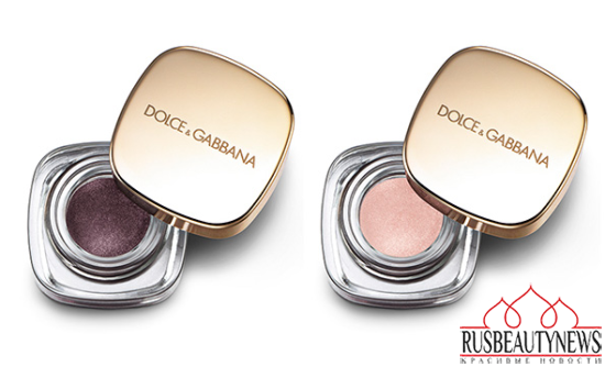 Dolce & Gabbana Perfect Mono Intense Cream Eye Color for Fall 2014 color2