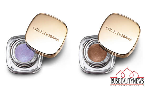 Dolce & Gabbana Perfect Mono Intense Cream Eye Color for Fall 2014 color3