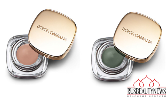 Dolce & Gabbana Perfect Mono Intense Cream Eye Color for Fall 2014 color5