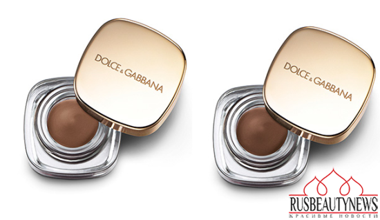 Dolce & Gabbana Perfect Mono Intense Cream Eye Color for Fall 2014 color7