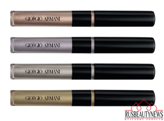 Giorgio Armani Fall 2014 Makeup Collection eyeliner