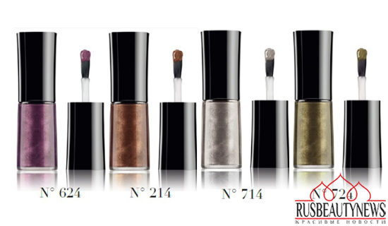 Giorgio Armani Fall 2014 Makeup Collection nail
