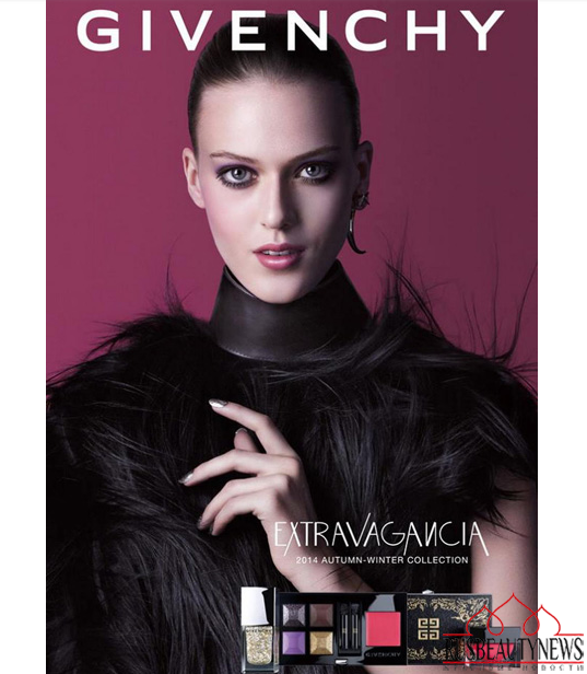 Givenchy Extravagancia Fall Winter 2014 Makeup Collection