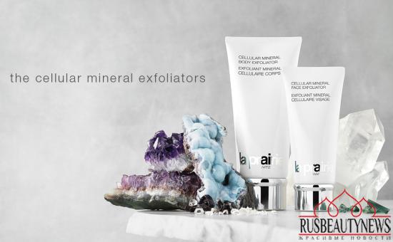 La Prairie Cellular Mineral Exfoliator