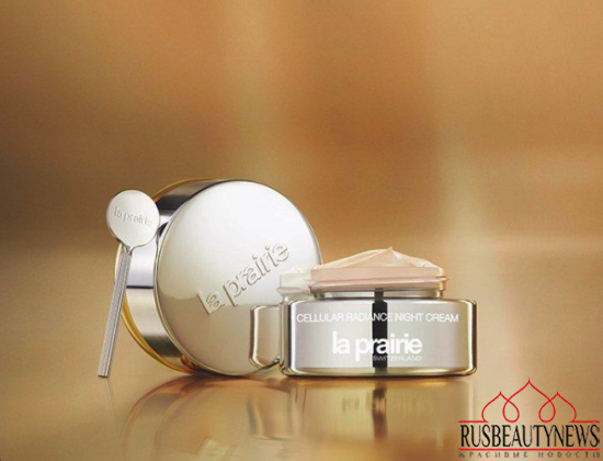 La Prairie Cellular Radiance Night Cream look2
