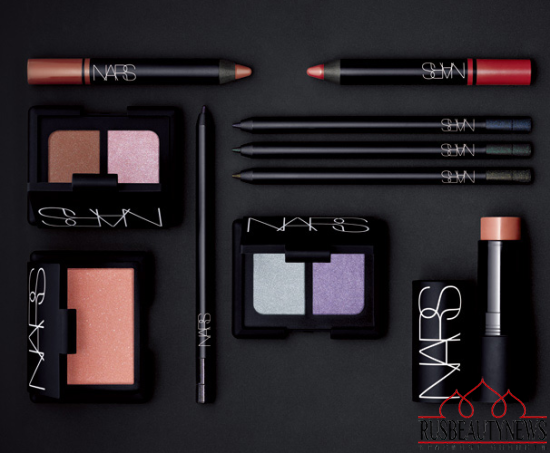 NARS Fall 2014 Makeup Collection look2