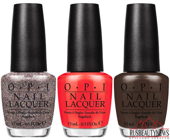 OPI Nordic Collection for Fall 2014 color1